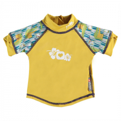 Camiseta UV Cocodrilos Pop-In